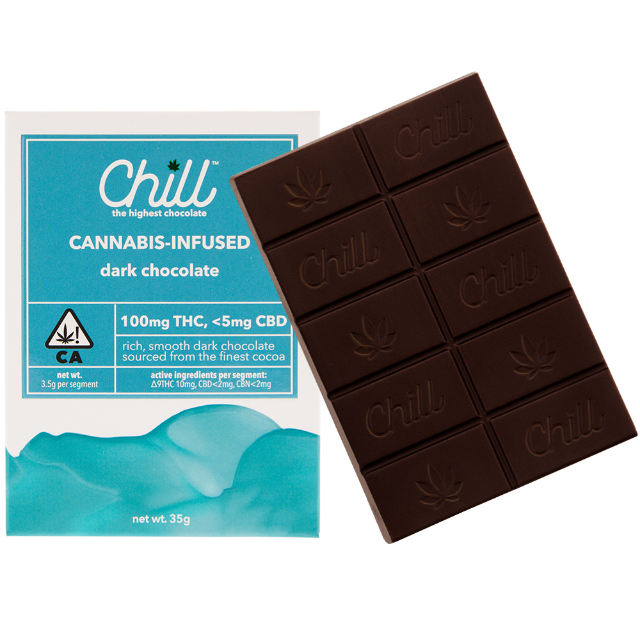 CHILL DARK CHOCOLATE