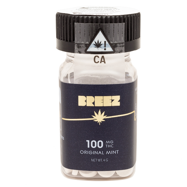 BREEZ ORIGINAL MINT 5MG/20CT