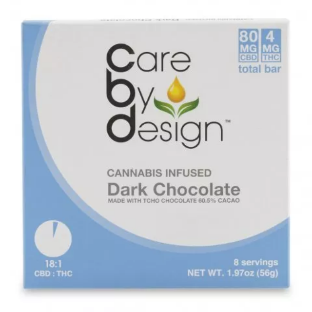 18:1 DARK CHOCOLATE BAR