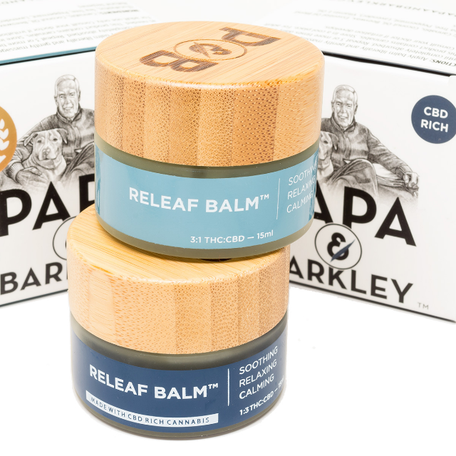 CBD RELEAF BALM 3:1 15ML