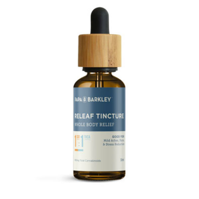 PAPA & BARKLEY 1:1 THCA TINCTURE 15ML