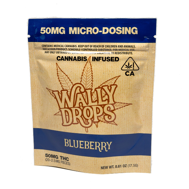BLUEBERRY 50MG