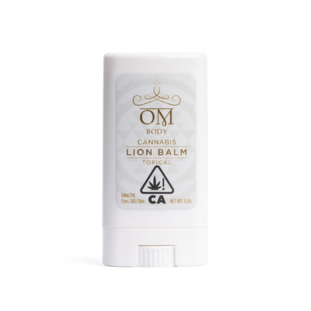 1OZ LION BALM STICK